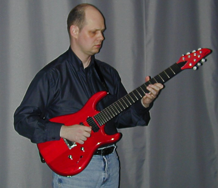 The M3 guitar - about this site